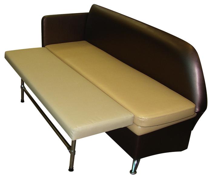 Маленький диван на кухню со спальным местом